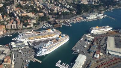 A Savona Pasqua 2017 da record: attese 6 navi della flotta Costa Crociere