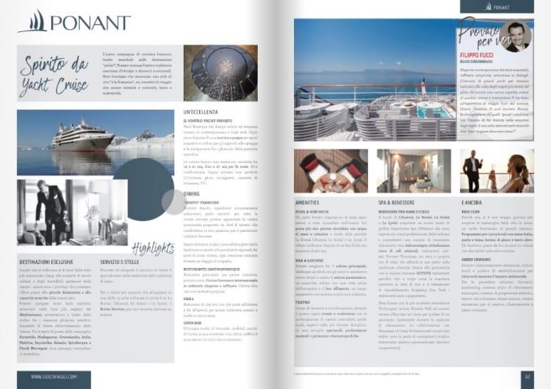Cruise Collection 2017-2018, Gioco Viaggi 2