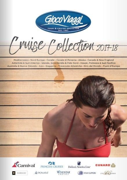 Cruise Collection 2017-2018, Gioco Viaggi