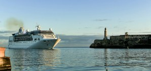 Royal Caribbean International approda a L'Avana. Domenica il primo scalo di Empress of the Seas