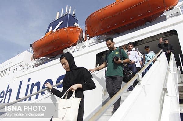 On en parle ,News, Faits divers, Breves, Interludes.... de la mer et de la croisiere - Page 10 Iran-first-cruise-ship-Sunny-3
