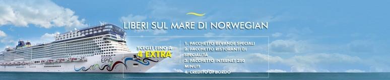 Liberi sul Mare, Norwegian Cruise Line