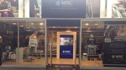 MSC Crociere sbarca a Roma Termini con il nuovo Pop Up Store. Sconti di 200 euro per nuove prenotazioni
