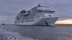 MSC Meraviglia, 12 giorni al Battesimo. A Saint Nazaire speciale dietro le quinte della nuova Ammiraglia