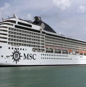 MSC Crociere: confermati gli scali a Brindisi di MSC Musica per il 2018