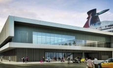 Carnival Corporation: i rendering del nuovo Terminal crociere di Barcellona. L'apertura nel 2018