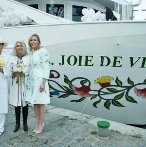 Uniworld: entra in servizio la lussuosa S.S. Joie de Vivre. Da Parigi navigherà tutto l'anno lungo la Senna