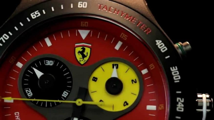 Gli orologi Scuderia Ferrari salgono a bordo della Norwegian Joy, la prima nave NCL destinata al mercato cinese