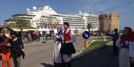 Silver Muse, Silversea, Porto Torres