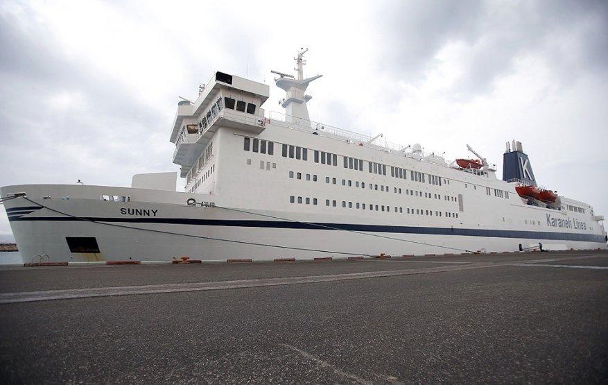 On en parle ,News, Faits divers, Breves, Interludes.... de la mer et de la croisiere - Page 10 Sunny-cruise-ship-Iran-877x555
