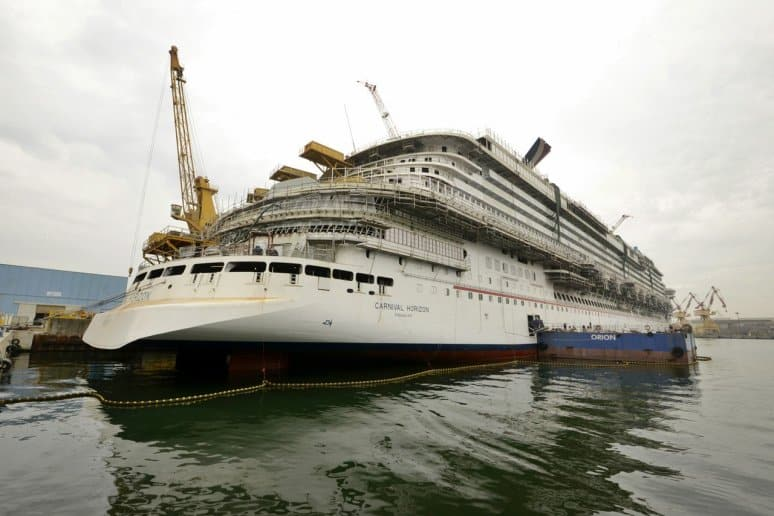 Carnival Horizon, Carnival Cruise Line 4