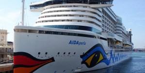 AIDAperla arriva nel Mediterraneo. La nostra recensione