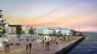 A Istanbul il progetto per un nuovo terminal crociere con le prime passerelle al mondo a scomparsa