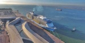 Manutenzione fuori programma per Ovation of the Seas. Due le crociere annullate