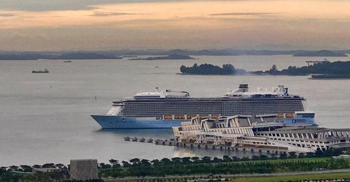 Ovation of the Seas, Royal Caribbean International