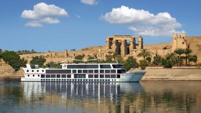 Da Viking River Cruises i primi dettagli di Viking Ra. A marzo 2018 il debutto con le prime crociere sul Nilo