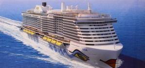 Da Aida Cruises i primi dettagli delle prossime navi di classe Helios