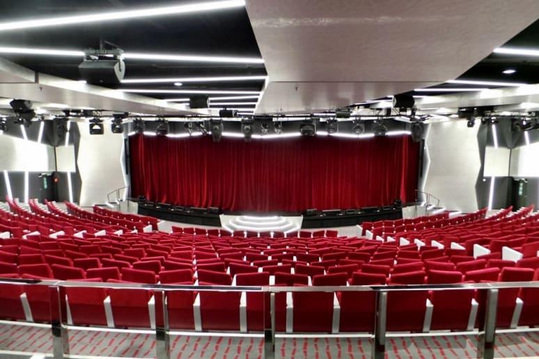 Broadway Theatre, MSC Meraviglia, MSC Crociere