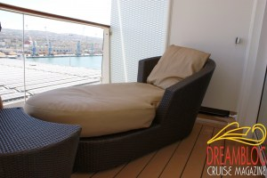 Celebrity Reflection - Balcone di una Suite