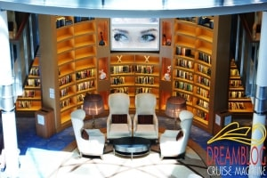 Celebrity Reflection - Library