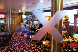 Celebrity Reflection - X Club
