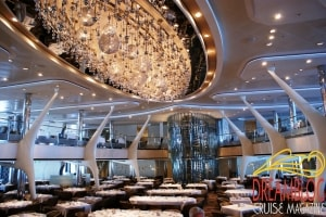 Celebrity Reflection - Opus Restaurant