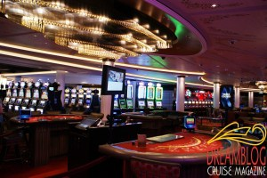 Celebrity Reflection - Fortunes Casino