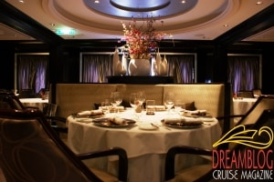Celebrity Reflection - Ristorante Murano