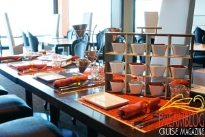 Celebrity Reflection - Ristorante QSine