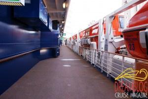 Celebrity Reflection - Ponte 5 Passeggiata esterna