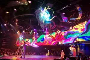 Cirque du Soleil at Sea, MSC Meraviglia