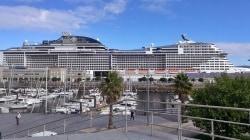MSC Crociere: nel 2018 oltre 3 milioni di passeggeri movimentati nei porti italiani