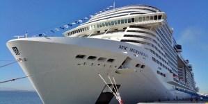 MSC Crociere lancia un innovativo sistema di videosorveglianza per la sicurezza a bordo. MSC Meraviglia la prima nave dotata del nuovo impianto