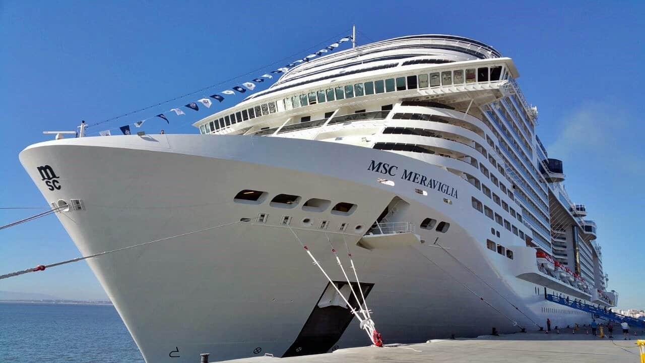 Msc meraviglia la prima smart ship europea che for Msc meraviglia foto