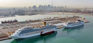 E' boom di crociere nella penisola arabica. Dubai pronta ad accogliere 1 milione di passeggeri entro il 2020