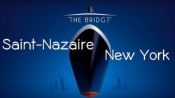 "Queen Mary 2 ""sfida"" quattro famosi trimarani nell'Atlantico del Nord in occasione del ""The Bridge 2017"""