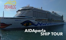 VIDEO: AIDAperla, il nostro ship tour completo