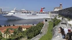 Crociere a Cuba: storico maiden call per Carnival Paradise a L'Avana