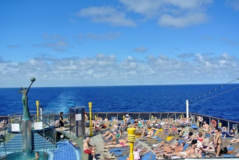 Costa crociere 3 navi e oltre 40 partenze caraibiche per for Nave pacifica