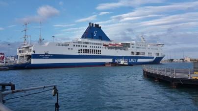 Grimaldi Lines: speciale promo Festa della Donna. Sconto del 20% per traversate verso Sardegna, Sicilia, Spagna e Grecia