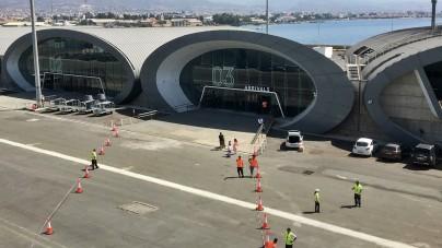 Cipro, pronto all'apertura il nuovo terminal crociere di Limassol