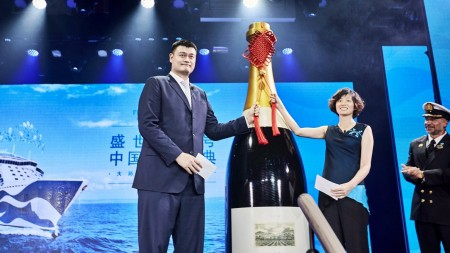 Battezzata a Shanghai la nuova Love Boat Majestic Princess