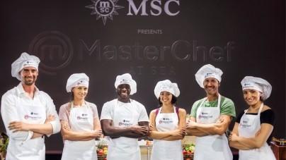 MSC Crociere: sale a bordo delle navi Masterchef. Sfide in cucina con protagonisti i bambini