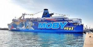 Moby apre le prenotazioni 2018 per i collegamenti con la Corsica