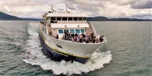 Lindblad Expeditions: al via il viaggio inaugurale della National Geographic Quest
