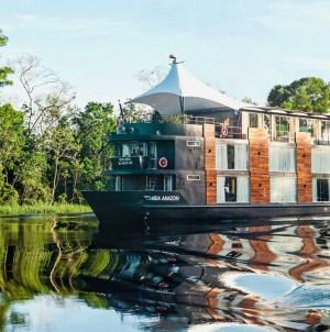 Crociere di lusso sul Rio delle Amazzoni: focus sulle compagnie locali