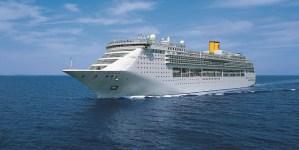 Costa Crociere, novità programmazione 2018: Costa neoClassica lascia la flotta e Victoria rientra nel Mediterraneo