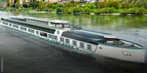 Crystal Cruises celebra l'entrata in flotta della nuova Crystal Bach