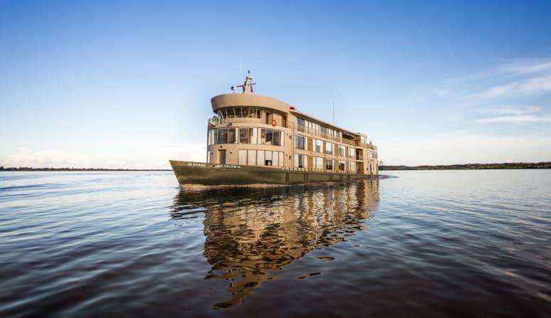 Crociere di lusso sul rio delle amazzoni focus sulle for Cabine della foresta lacustre