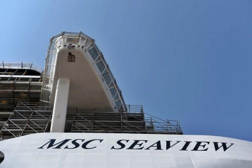 MSC Seaview, MSC Crociere